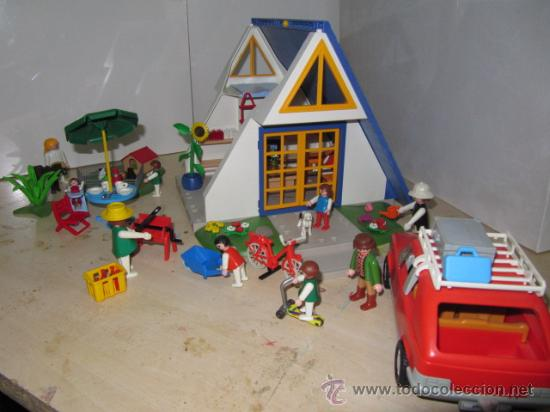 Playmobil: PLAYMOBIL 3230 CASA CON EXTRAS - Foto 5 - 29790961