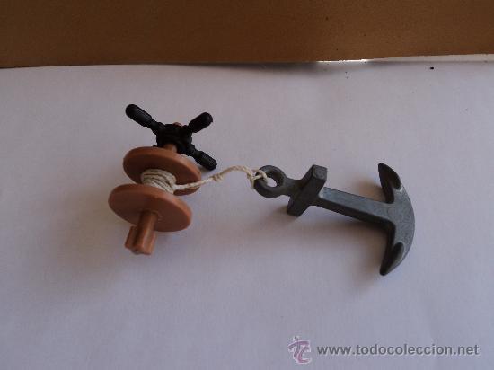 PLAYMOBIL,ANCLA DEL BARCO PIRATA (Juguetes - Figuras de Acción - Playmobil)