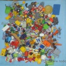 Playmobil: PLAYMOBIL. LOTE SURTIDO PIEZAS PLAYMOBIL, SEGÙN FOTOS. LOTE A.. Lote 29936346