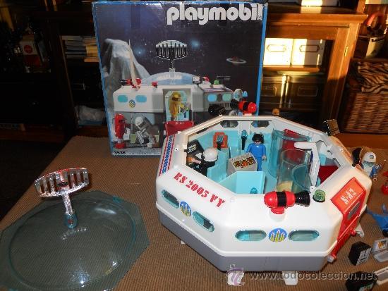 Playmobil nave espacial mas complementos con su comprar for Nave espacial playmobil