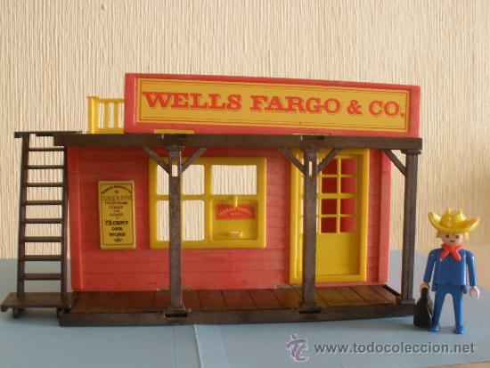 Playmobil oficina wells fargo comprar playmobil en for Mi oficina directa