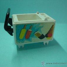 Playmobil: ANTIGUO CARRITO DE HELADOS DE PLAYMOBIL. JUGUETE HECHO EN ESPAÑA. CARRITO HELADO. PLAYMOBIL. Lote 31213180
