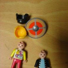 Playmobil: LOTE 2 FIGURAS PLAYMOBIL 1981 . Lote 31513512