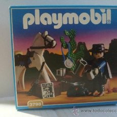 Playmobil: PLAYMOBIL 3798 CAZARRECOMPENSAS *NUEVO* DESCATALOGADO - RSG - OESTE. Lote 102825512