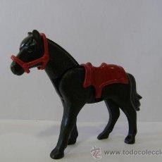Playmobil: PLAYMOBIL CABALLO MEDIEVAL CASTILLO OESTE WESTERN ANIMALES GRANJA ZOO. Lote 31902392