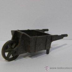 Playmobil: PLAYMOBIL CARRETILLA MINA MEDIEVAL MINEROS OESTE WESTERN. Lote 34225432