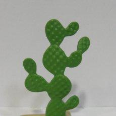 Playmobil: PLAYMOBIL CHUMBERA CACTUS VEGETACION OESTE WESTERN VAQUEROS INDIOS SOLDADOS NORDISTAS SUDISTAS. Lote 244796725