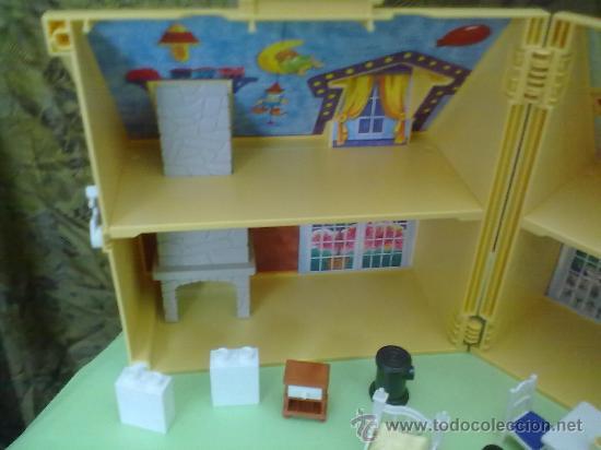 Playmobil: CASA ( CASITA ) DE MUÑECAS MALETIN DE PLAYMOBIL... - Foto 3 - 32249710