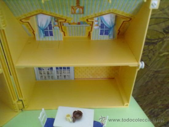 Playmobil: CASA ( CASITA ) DE MUÑECAS MALETIN DE PLAYMOBIL... - Foto 4 - 32249710