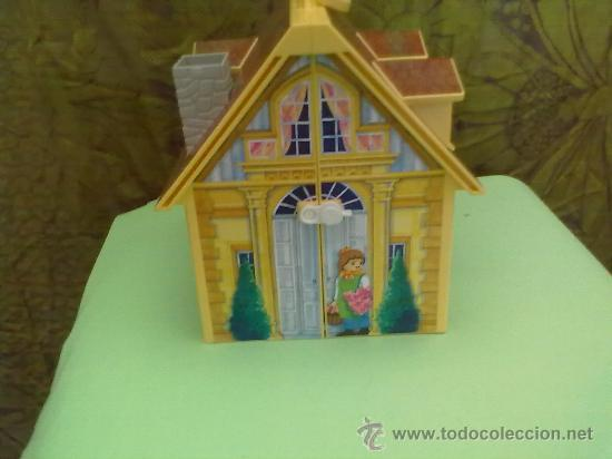 Playmobil: CASA ( CASITA ) DE MUÑECAS MALETIN DE PLAYMOBIL... - Foto 5 - 32249710