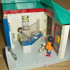 Playmobil: PLAYMOBIL OFICINA BANCO CIUDAD FAMOBIL - PLAYMOBIL. Lote 32347018