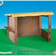 Playmobil: PLAYMOBIL CABAÑA CASA BOSQUE MEDIEVAL ESTABLO CASTILLO MEDIEVALES BELEN NUEVO SIN ABRIR. Lote 130495872
