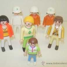 Playmobil: PLAYMOBIL LOTE FIGURAS Y ACCESORIOS. Lote 32561796