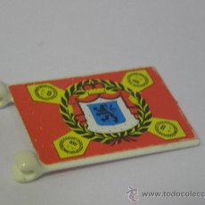 Playmobil: PLAYMOBIL ANTIGUA BANDERA COLONIAL PIRATAS BARCO MEDIEVAL CASTILLO CABALLEROS MEDIEVALES PIEZAS. Lote 194397151