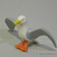 Playmobil: PLAYMOBIL GAVIOTA BARCO PIRATA ANIMALES SALVAJES ZOO . Lote 115696139
