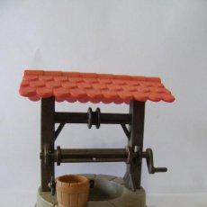 Playmobil: PLAYMOBIL APRECIADO POZO CASTILLO MEDIEVAL CASTILLO MEDIEVALES BELEN PIEZAS. Lote 147789805