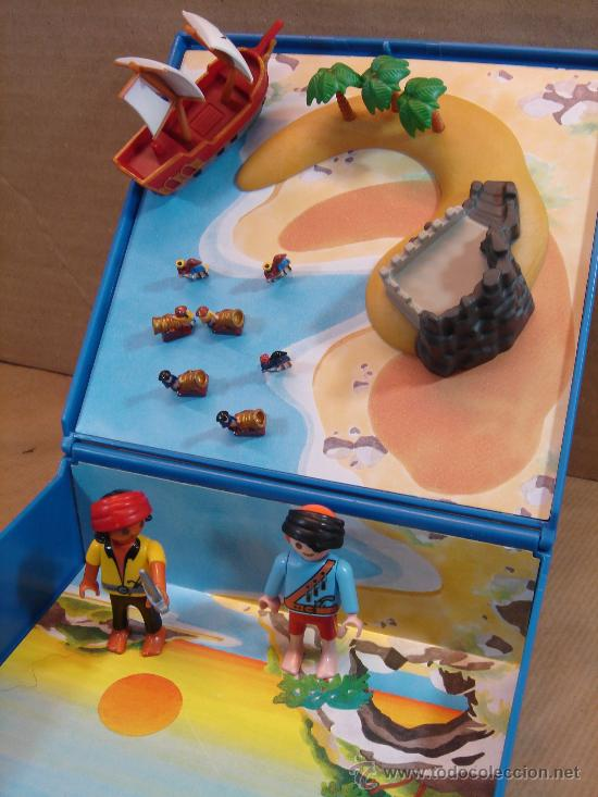 Caja Decorado Playmobil