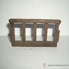 Playmobil: PLAYMOBIL BARANDILLA CASA CASTILLO MEDIEVAL CABALLEROS MEDIEVALES PIEZA. Lote 180343057
