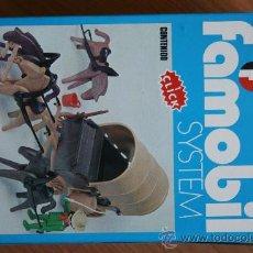 Playmobil: CARRETA DEL OESTE DE LOS CLICKS DE FAMOBIL REFERENCIA 3243. AÑOS 80. Lote 33685158