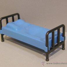 Playmobil: PLAYMOBIL CAMA OESTE WESTERN SOLDADOS FUERTE NORDISTAS SUDISTAS PIEZAS. Lote 49601341
