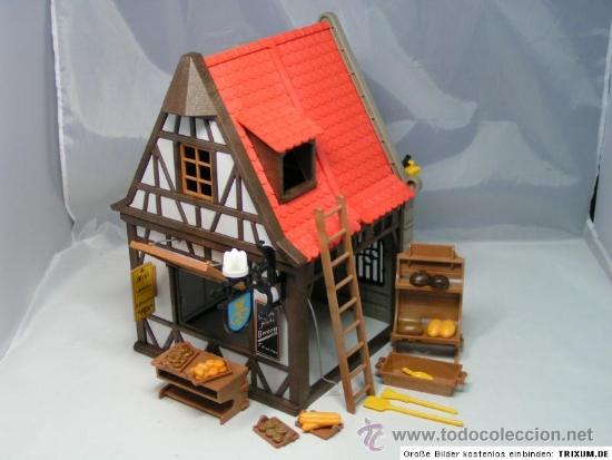 Playmobil 6219 Casa Medieval Castillo Panader Comprar