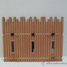 Playmobil: PLAYMOBIL PIEZA SECCION GRANDE FUERTE SOLDADOS NORDISTAS SUDISTAS OESTE WESTERN PIEZAS. Lote 34209678