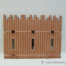 Playmobil: PLAYMOBIL PIEZA SECCION GRANDE FUERTE SOLDADOS NORDISTAS SUDISTAS OESTE WESTERN PIEZAS. Lote 34209684