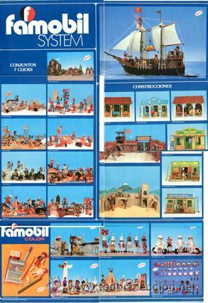 catálogo famobil system: conjuntos 7clicks · co - Comprar
