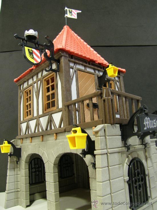 Playmobil playmobil apreciado museo belen posad comprar for Casa playmobil precio