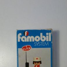 Playmobil: PLAYMOBIL ENFERMERO HOSPITAL REF: 3361 FAMOBIL PRIMERA EPOCA EN CAJA. Lote 34486319