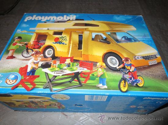 Playmobil autocaravana faltan piezas comprar for Autocaravana playmobil