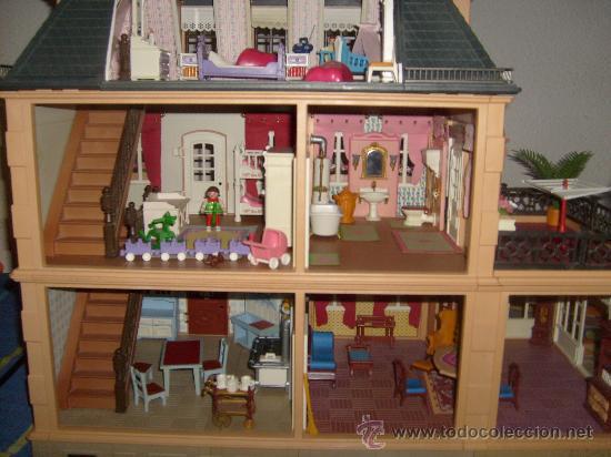 Playmobil Victoriano Casa De Mu U00f1ecas Victoriana