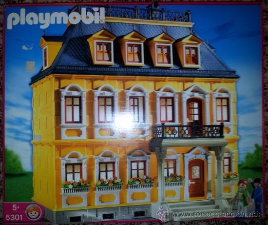 Playmobil 5301 la casa de playmobil precintada comprar for La casa de playmobil