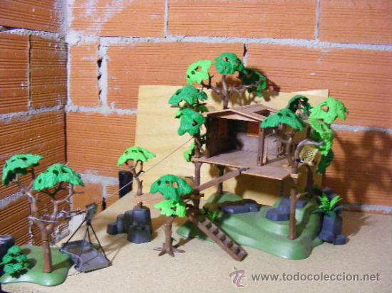 Playmobil casa del arbol selva bosque expedicio comprar playmobil en todocoleccion 35017136 - Casa del arbol de aventuras playmobil ...