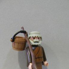 Playmobil: PLAYMOBIL FIGURA ALDEANO MEDIEVAL CASTILLO MEDIEVALES BELEN PIEZAS. Lote 147789721