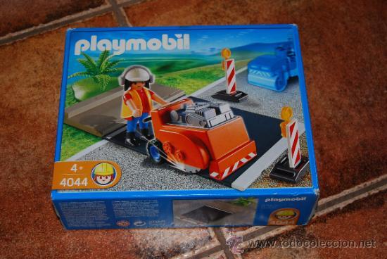 4044 PLAYMOBIL. MUY BIEN !!! OBRAS!! (Juguetes - Playmobil)