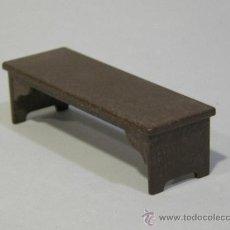 Playmobil: PLAYMOBIL APRECIADO BANCO ANTIGUA IGLESIA OESTE WESTERN 3767 ESTACION COLORADO SPRINGS 3769 PIEZAS. Lote 186185387