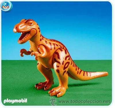 Playmobil dinosaurio tiranosaurus rex t rex pre comprar for Playmobil dinosaurios