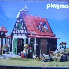 Playmobil: GRANJA DE PLAYMOBIL REF 3716. Lote 99668527
