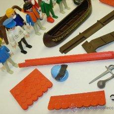 Playmobil: LOTE FIGURAS PLAYMOBIL FAMOBIL + ACCESORIOS Y COMPLEMENTOS. Lote 147538546