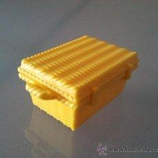 Playmobil: PLAYMOBIL CESTO CAJA MIMBRE MEDIEVAL -B. Lote 36060167