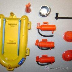 Playmobil: PLAYMOBIL LOTE DE COMPLEMENTOS DE BOMBEROS DE LA REF 3491. Lote 36201113