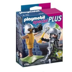 Playmobil: PLAYMOBIL CABALLERO ESPECIAL PLUS 4768. Lote 38581402