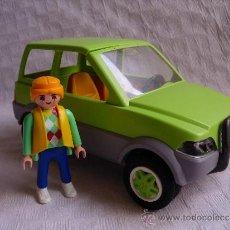 Playmobil: PLAYMOBIL MUJER CIUDAD CON COCHE FAMOBIL - PLAYMOBIL. Lote 36736620