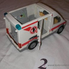 Playmobil: AMBULANCIA PLAYMOBIL. Lote 37026423