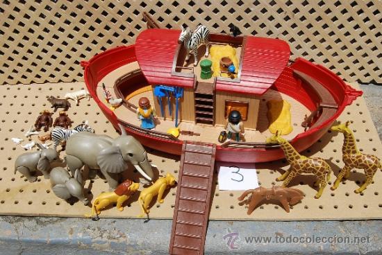 Arca De Noe Muchos Animales Playmobil 3255 Comprar