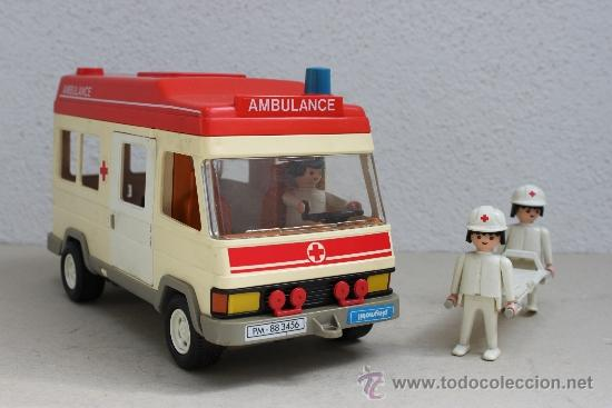 Playmobil: AMBULANCIA PLAYMOBIL - Foto 2 - 57700080