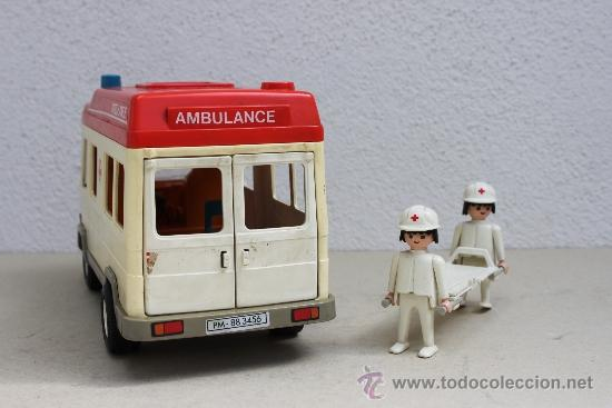 Playmobil: AMBULANCIA PLAYMOBIL - Foto 3 - 57700080