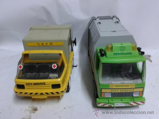 Playmobil: Playmobil camiones de basura - Foto 4 - 37358202
