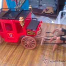 Playmobil: PLAYMOBIL 3245 DILIGENCIA V1. Lote 37502047